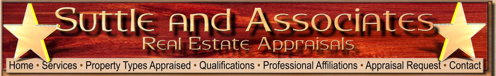 Suttle and Associates  Real Estate Appraisals